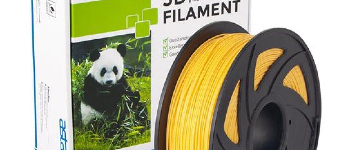 ASTA MEXICO Filamento Impresora 3D 1.75mm 1KG Amarillo - 1