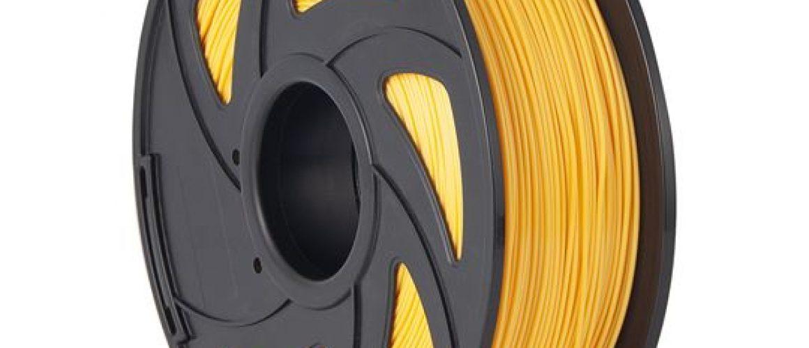 ASTA MEXICO Filamento Impresora 3D 1.75mm 1KG Amarillo - 3