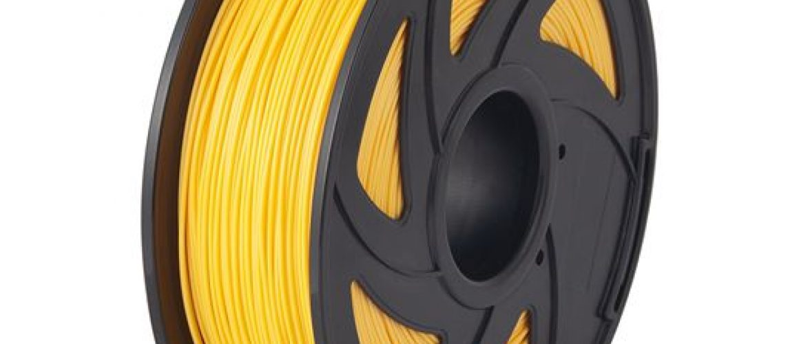 ASTA MEXICO Filamento Impresora 3D 1.75mm 1KG Amarillo - 5