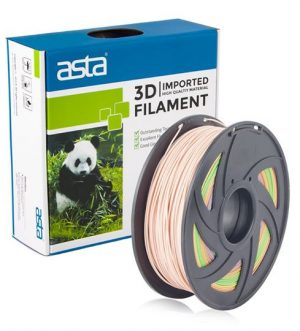 ASTA MEXICO Filamento Impresora 3D 1.75mm 1KG Arcoiris - 1