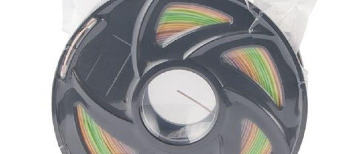 ASTA MEXICO Filamento Impresora 3D 1.75mm 1KG Arcoiris - 3