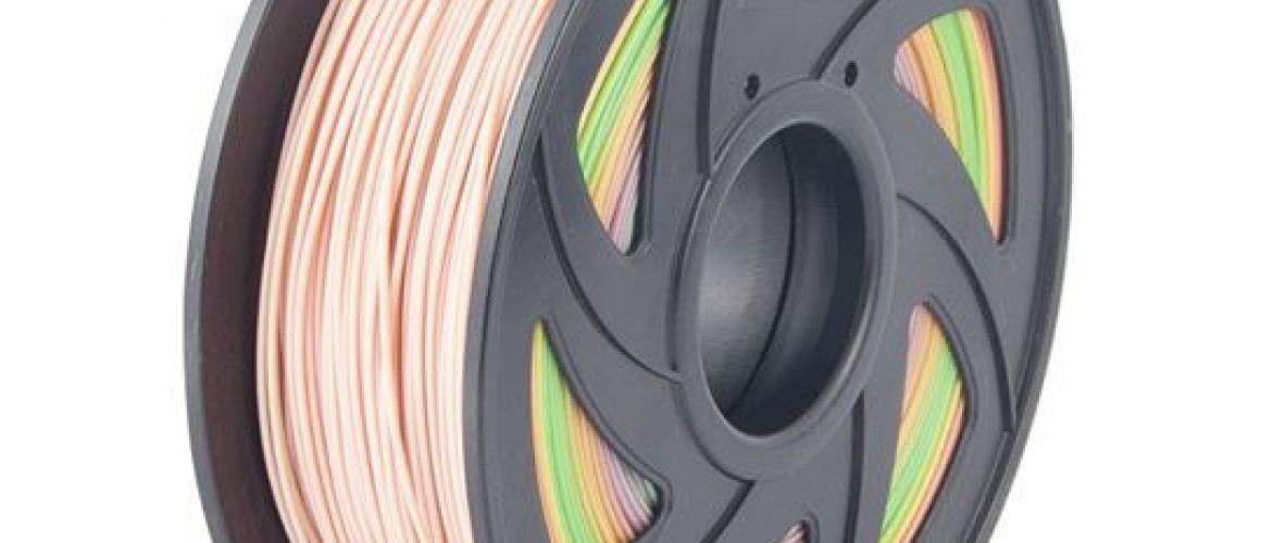 ASTA MEXICO Filamento Impresora 3D 1.75mm 1KG Arcoiris - 4
