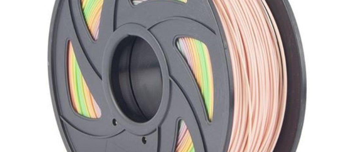 ASTA MEXICO Filamento Impresora 3D 1.75mm 1KG Arcoiris - 6