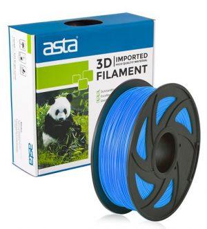 FILAMENTO PARA IMPRESORA 3D (TPU) AZUL