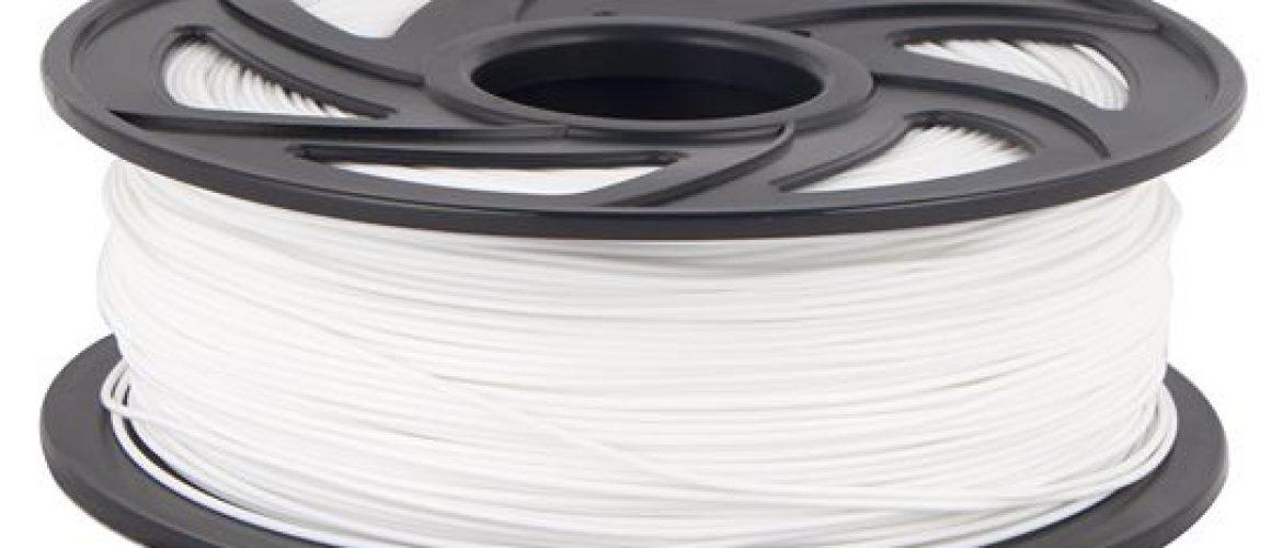 ASTA MEXICO Filamento Impresora 3D 1.75mm 1KG Blanco - 6