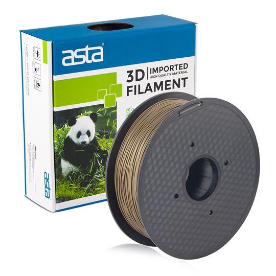 ASTA MEXICO Filamento Impresora 3D 1.75mm 1KG Cobre - 1