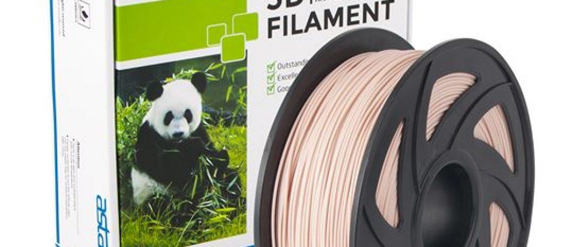 ASTA MEXICO Filamento Impresora 3D 1.75mm 1KG Imitacion Madera - 1