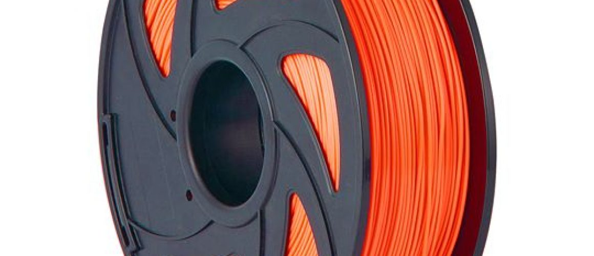 ASTA MEXICO Filamento Impresora 3D 1.75mm 1KG Naranja - 4