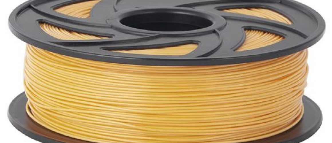 ASTA MEXICO Filamento Impresora 3D 1.75mm 1KG Oro - 2