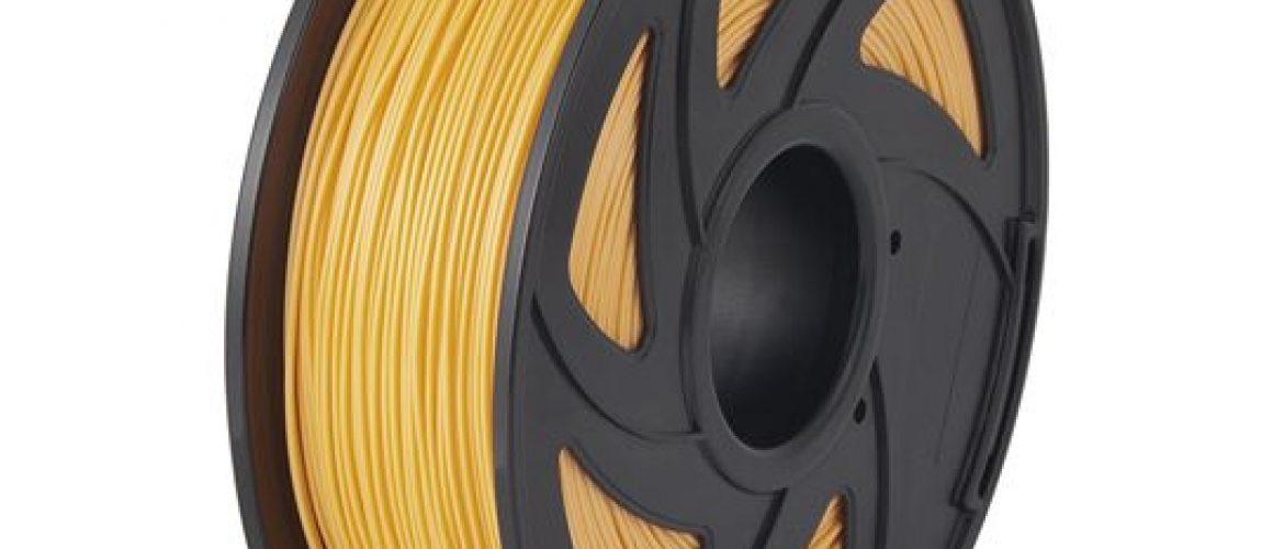 ASTA MEXICO Filamento Impresora 3D 1.75mm 1KG Oro - 3