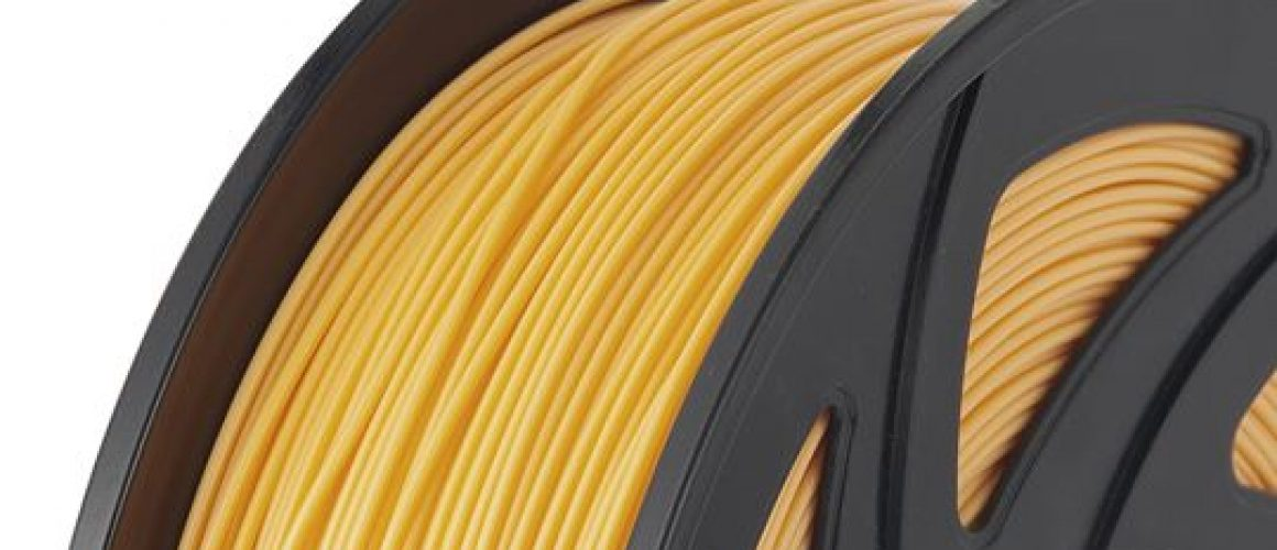 ASTA MEXICO Filamento Impresora 3D 1.75mm 1KG Oro - 4