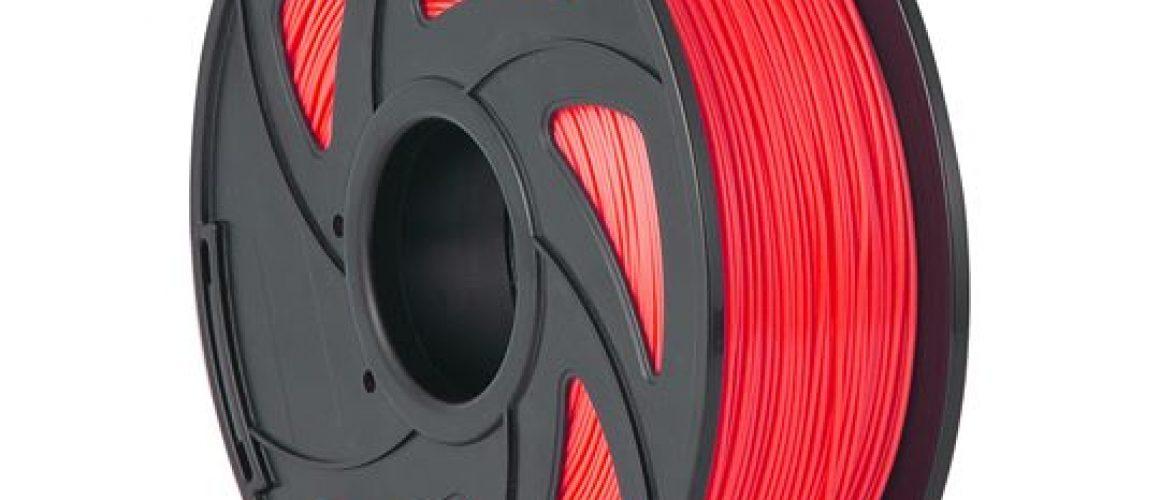 ASTA MEXICO Filamento Impresora 3D 1.75mm 1KG Rojo - 4