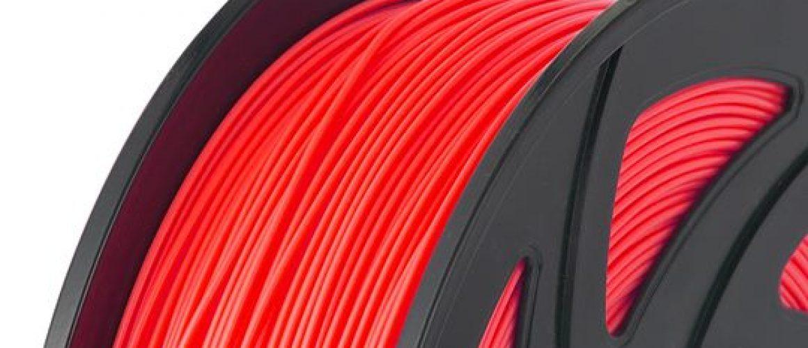 ASTA MEXICO Filamento Impresora 3D 1.75mm 1KG Rojo - 5