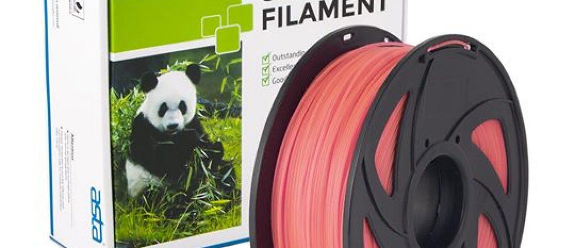ASTA MEXICO Filamento Impresora 3D 1.75mm 1KG Rosa Brillante - 1