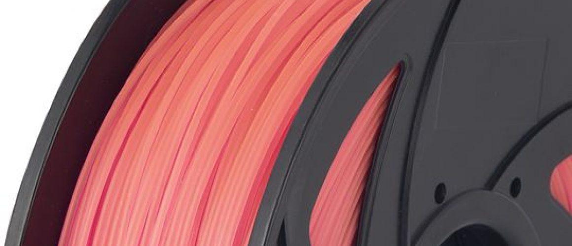 ASTA MEXICO Filamento Impresora 3D 1.75mm 1KG Rosa Brillante - 2