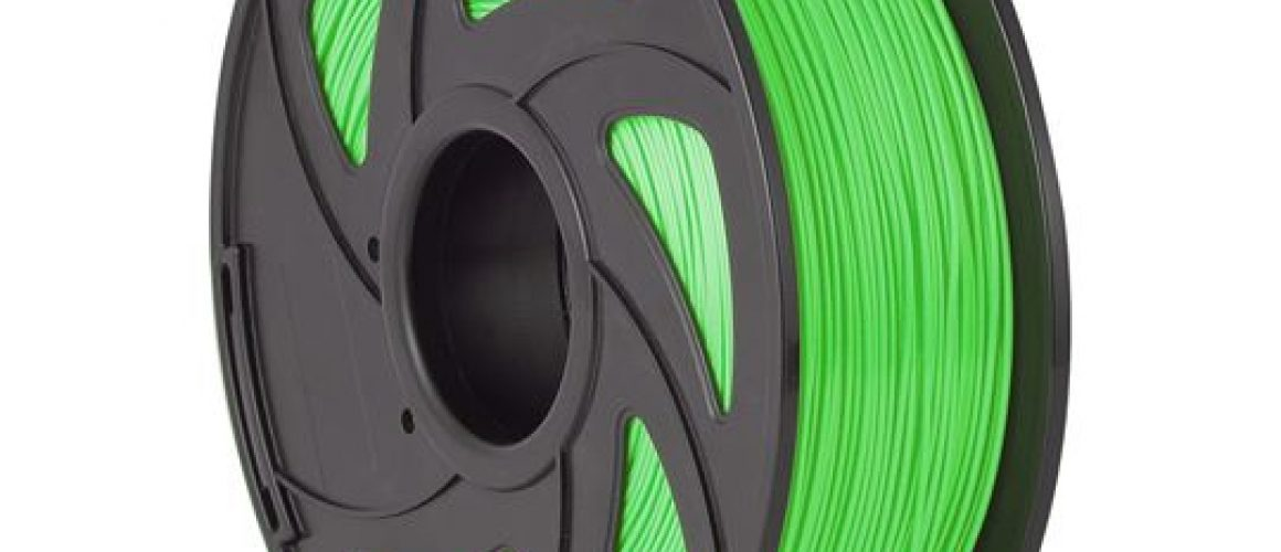 ASTA MEXICO Filamento Impresora 3D 1.75mm 1KG Verde - 4