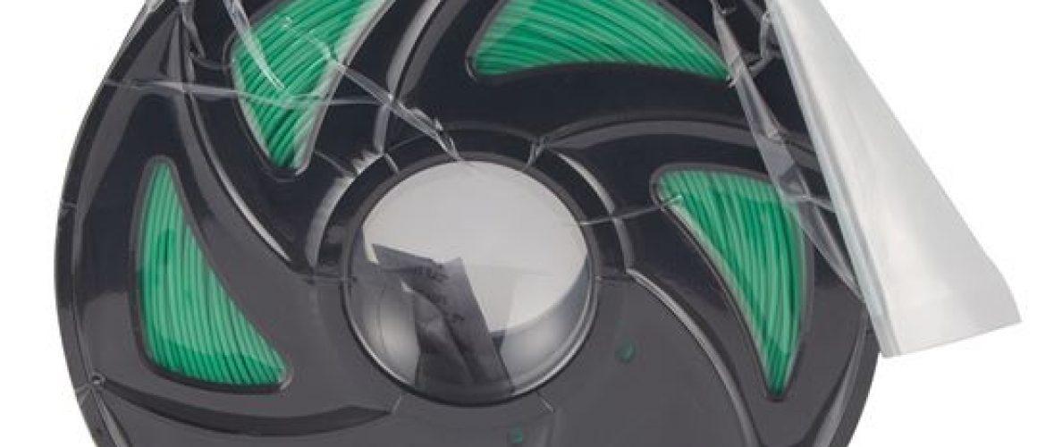 ASTA MEXICO Filamento Impresora 3D 1.75mm 1KG Verde Hoja - 3