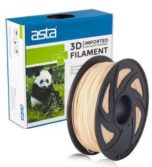 FILAMENTO PARA IMPRESORA 3D (PLA) PIEL