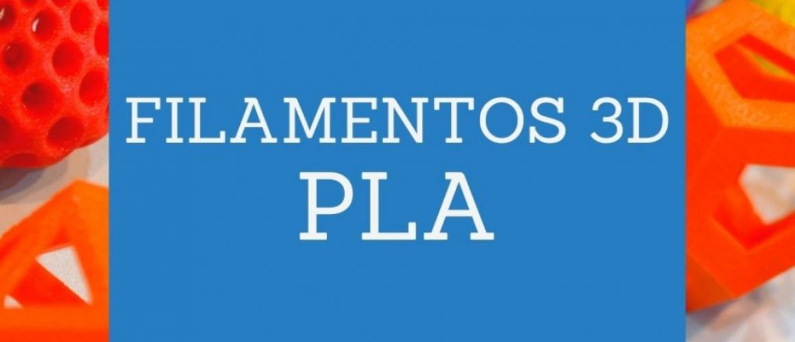 Filamentos 3d PLA