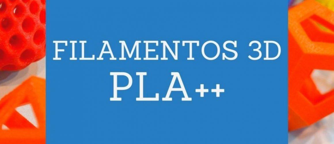 Filamentos 3d PLAPLUSPLUS
